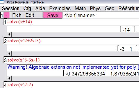 logiciel de factorisation